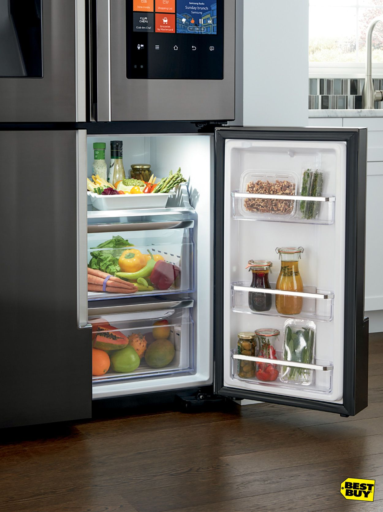 Say hello to a fridge that doesn t just transform your kitchen—it