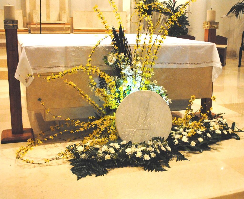 Cool floreali per la chiesa szukaj w google with decorazioni per cresima - Decorazioni per cresima ...