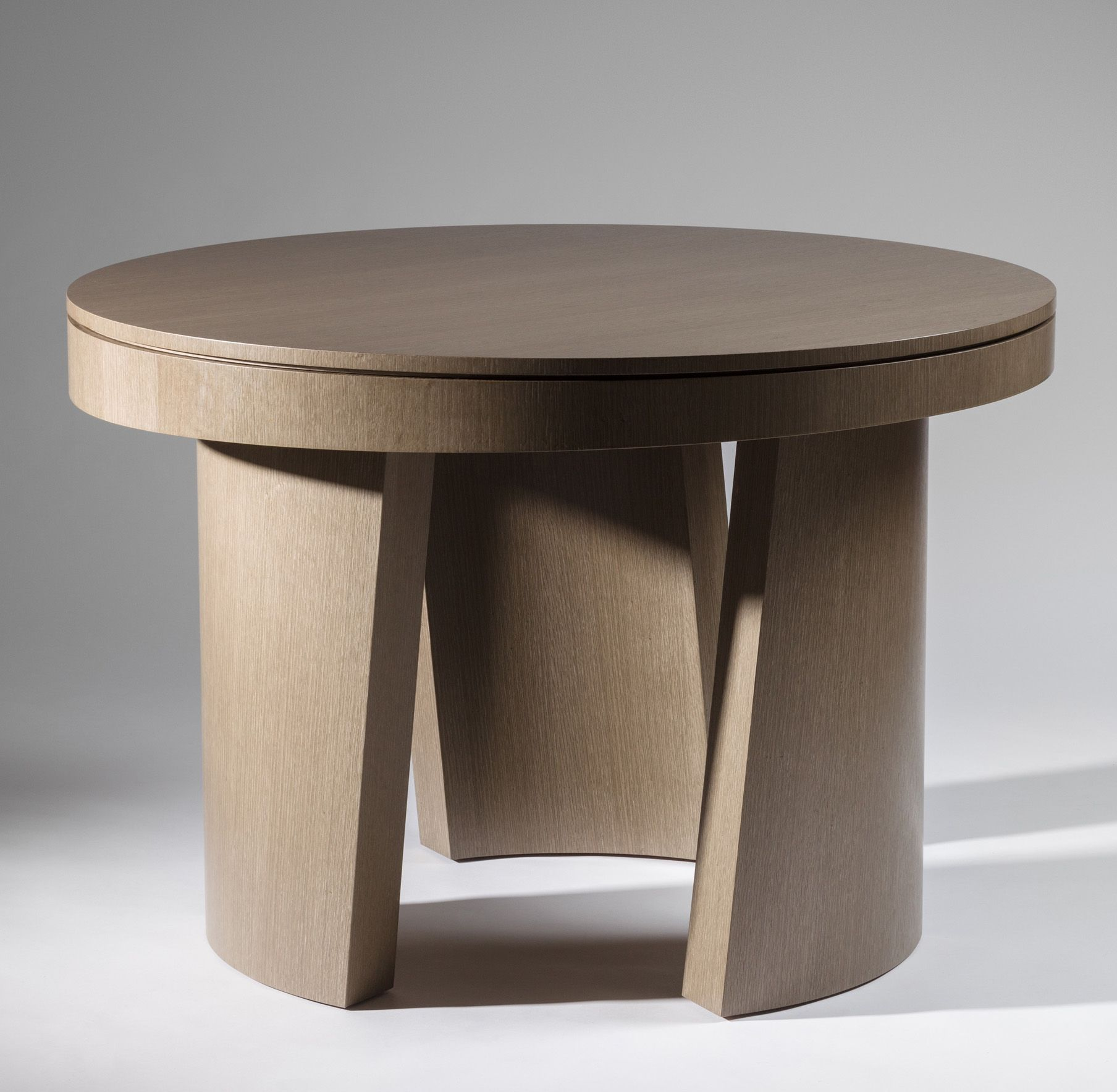 Dolmen Table Gray By Zelouf And Bell At Bespoke Global Furniture Dining Table Table Furniture Furniture Side Tables [ 1767 x 1808 Pixel ]