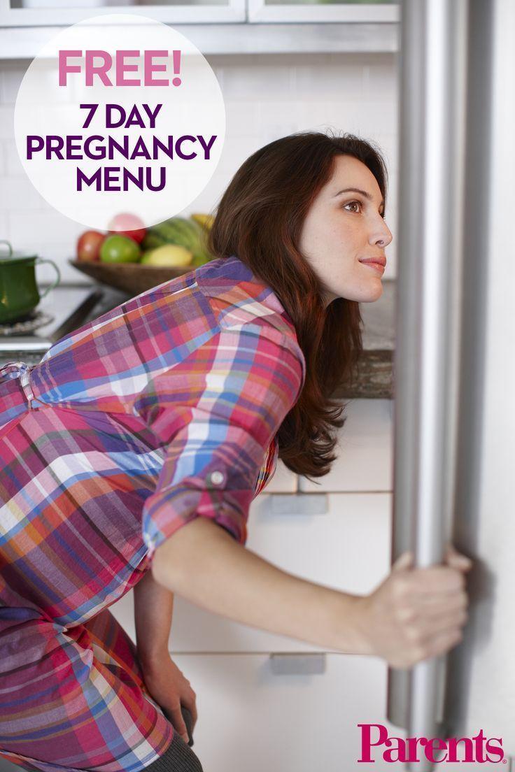 Dieser gesunde Schwangerschafts-Ernährungsplan Nord 5 Tage nahrhafte, diätet …  – Schwangerschaft