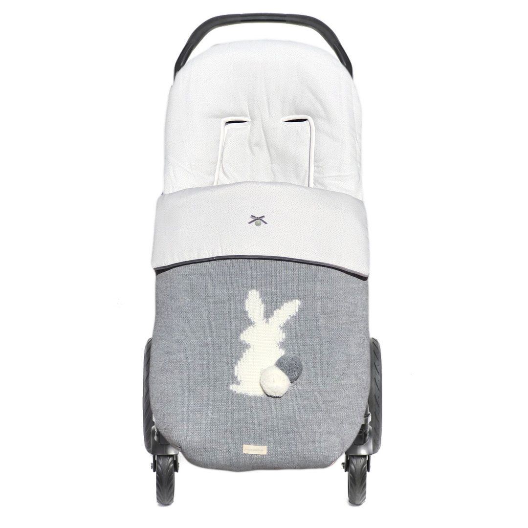 saco silla de paseo conejo