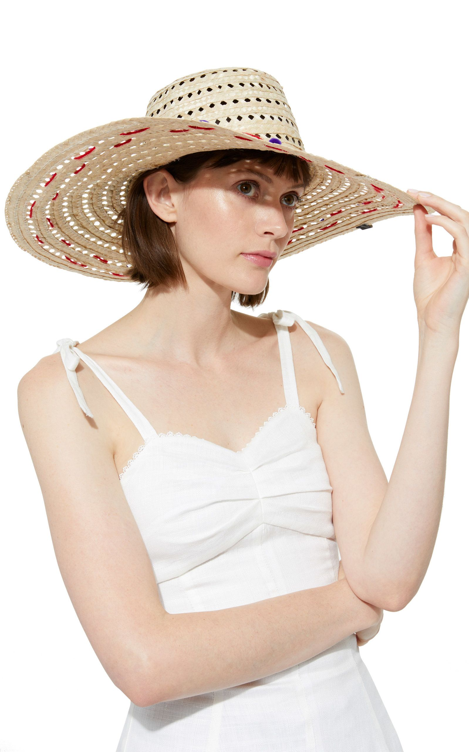 deb8def0076c3 Leila Hat in 2019   Products   Hats, Fashion, Panama hat