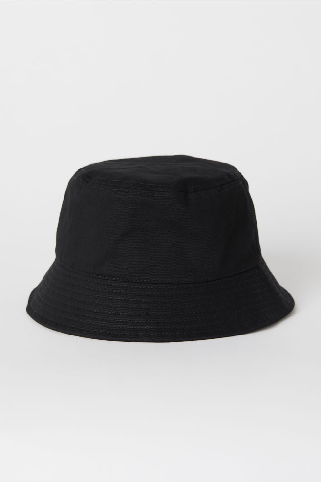 Bucket Hat Black Ladies H M Us Black Bucket Hat Outfits With Hats Hat Fashion