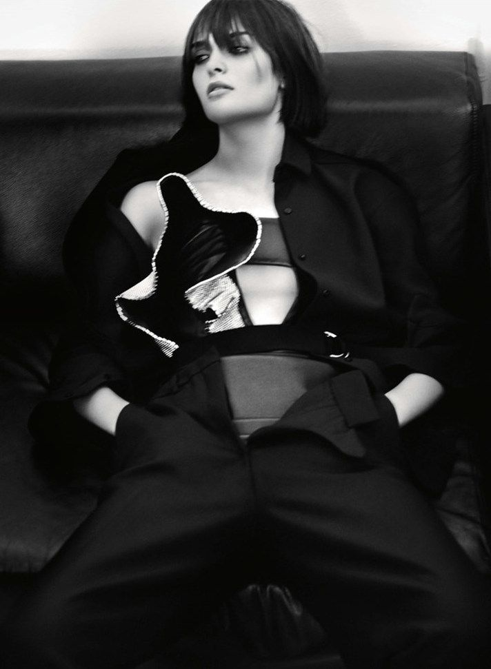 Sam Rollinson, Timur Simakov by Benjamin Lennox for Interview Germany September 2014