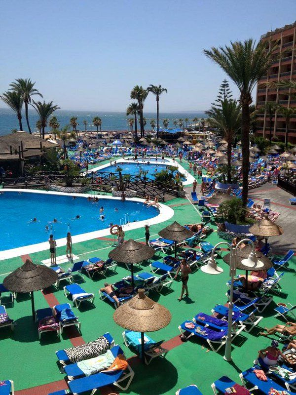 @karen1277 - enjoy lazy days by the pool in Spain