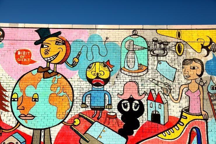 Brooklyn Street Art Jim Avignon Jaime Rojo 11 11 Web 13 Art Street Art Pop Art