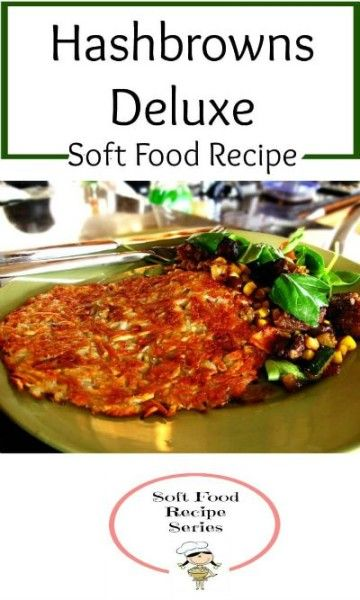 Hashbrowns deluxe soft food recipe soft foods soft food recipes the classic hashbrowns deluxe or cheesy potatoes recipe regular and modified for a soft food forumfinder Choice Image
