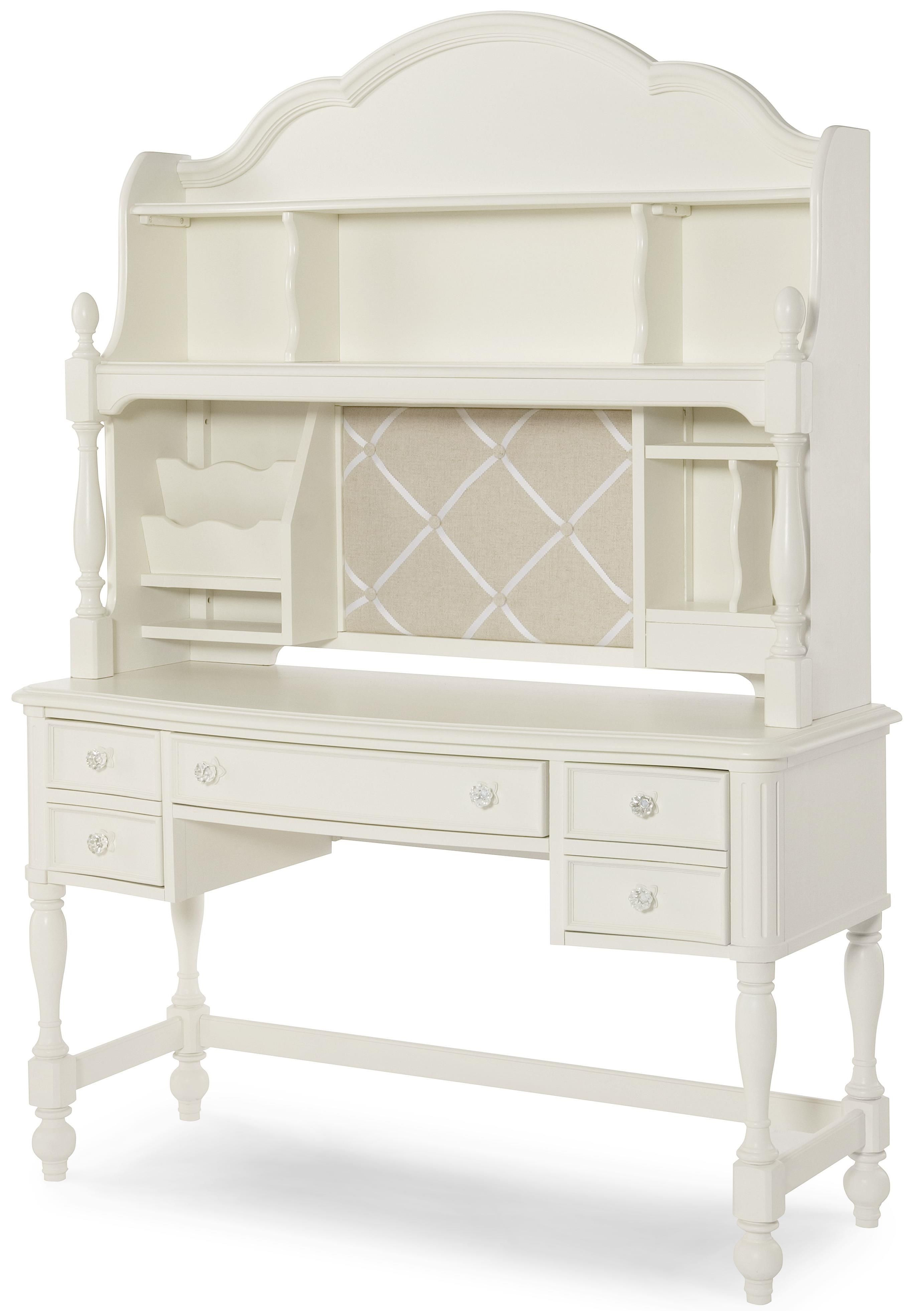 Harmony Desk and Desk Hutch by Legacy Classic Kids | Kids furniture ...