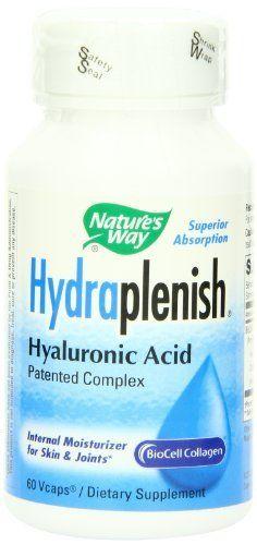 Nature S Way Hydraplenish 60 Vcaps 033674156018 Hydraplenish