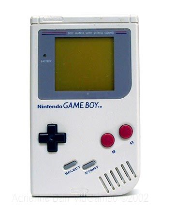 Game Boy. i think i still have on of these #coolelectronics