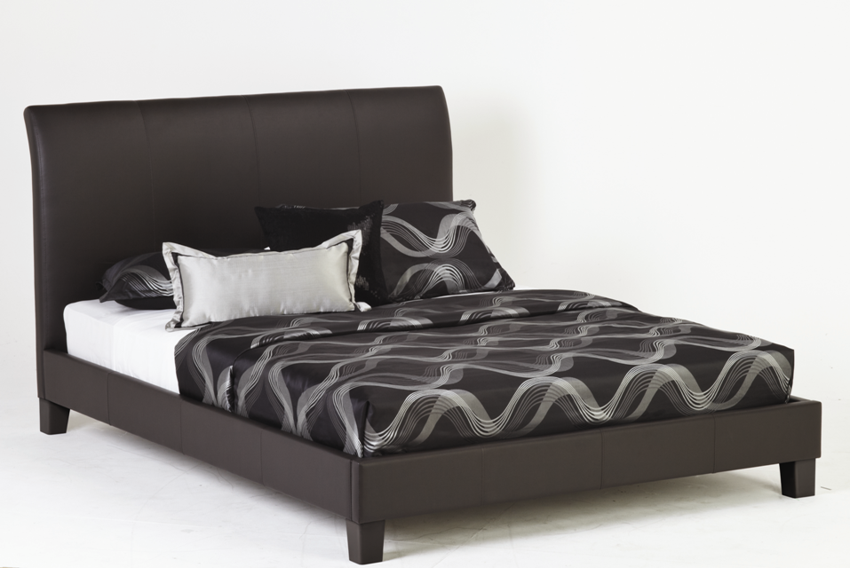 Quadro Bed Frame by Deva Loka from Harvey Norman New