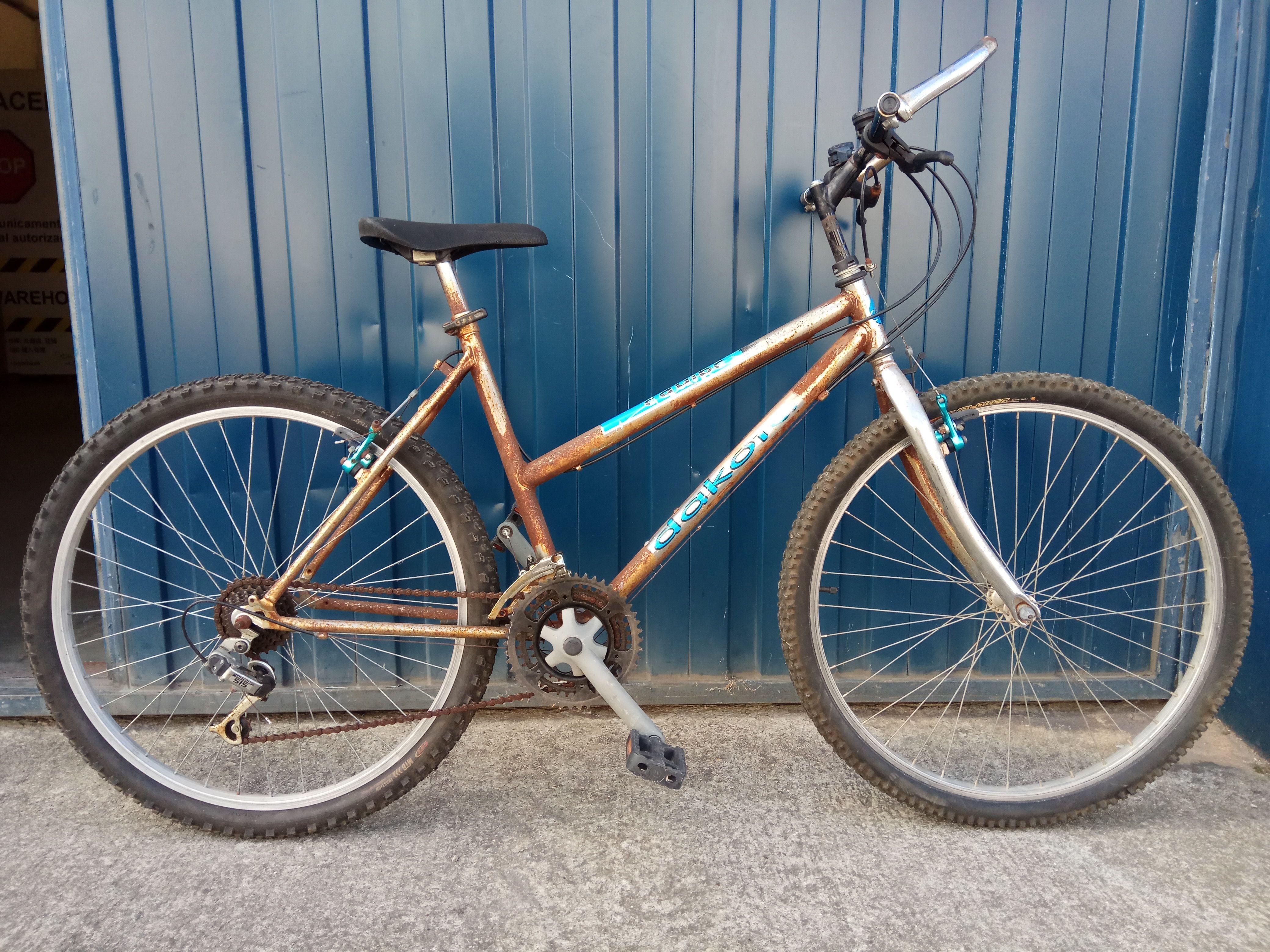 Bicicleta Dakota Equipe 50€ MARCA: Dakota MODELO: Equipe CLASE ...