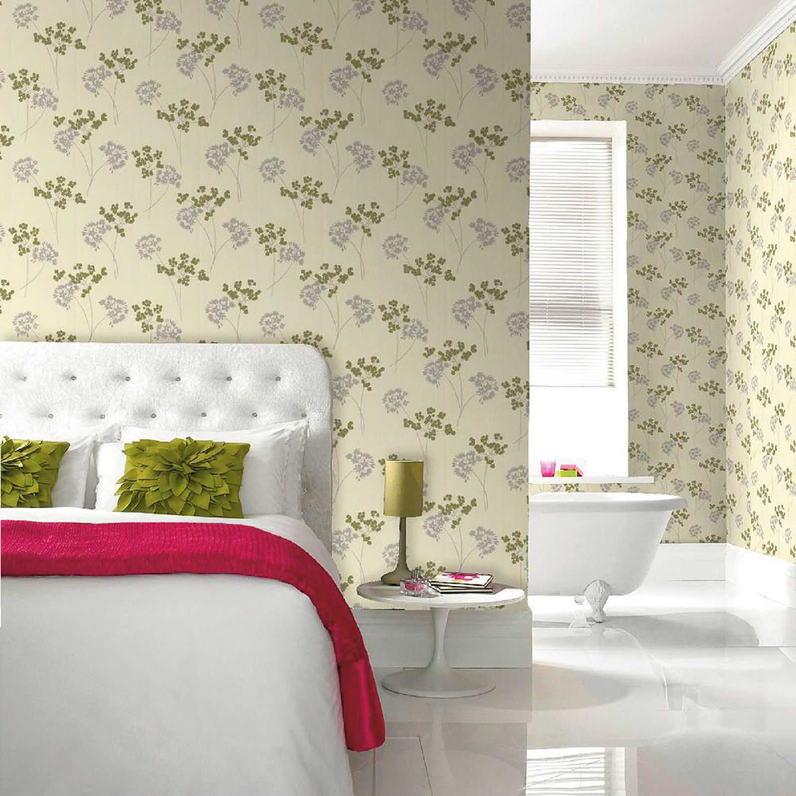 Superfresco Easy Paste the Wall Milly Apple Wallpaper at