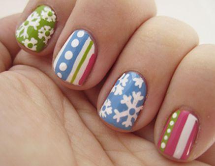 60 winter nail polish ideas submittedglamour