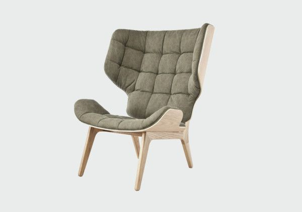 Fauteuil Design Scandinave Confortable