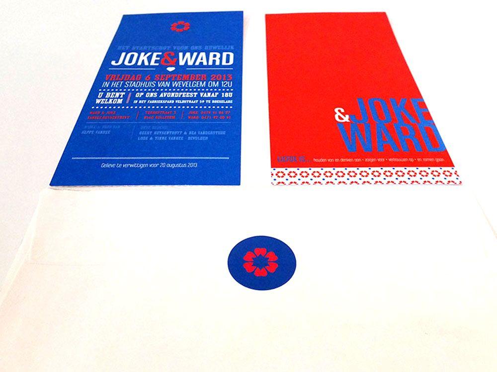 Trouw Ward & Joke