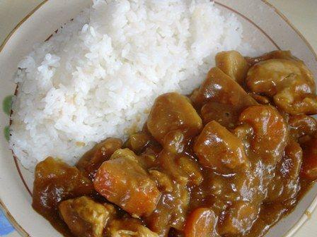 curry japonais food healthy recette curry japonais. Black Bedroom Furniture Sets. Home Design Ideas