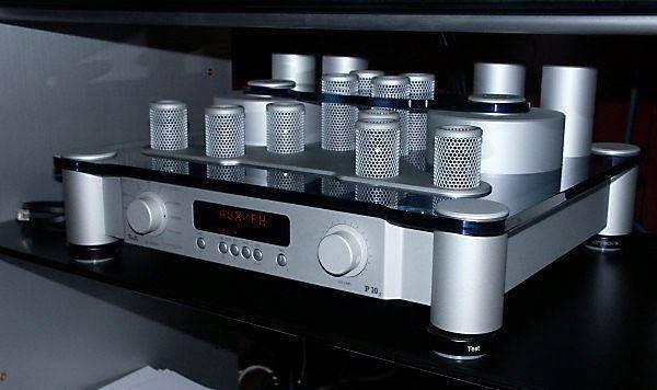 T A Monoendstufen Vorverstarker P10 A Bern Acheter Sur Ricardo Ch Amplificateurs Hi Fi Ampli