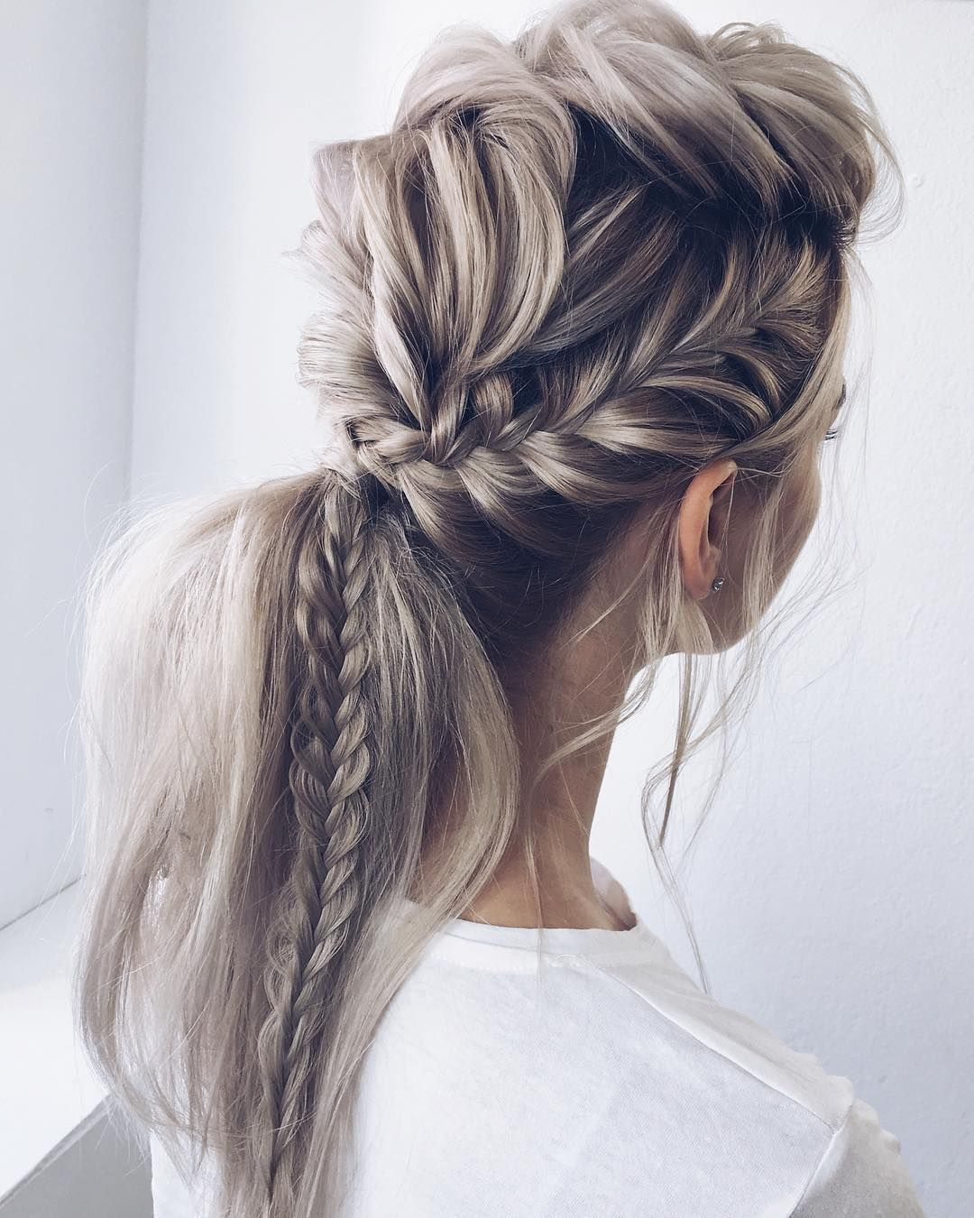 20 best formal / wedding hairstyles to copy in 2019