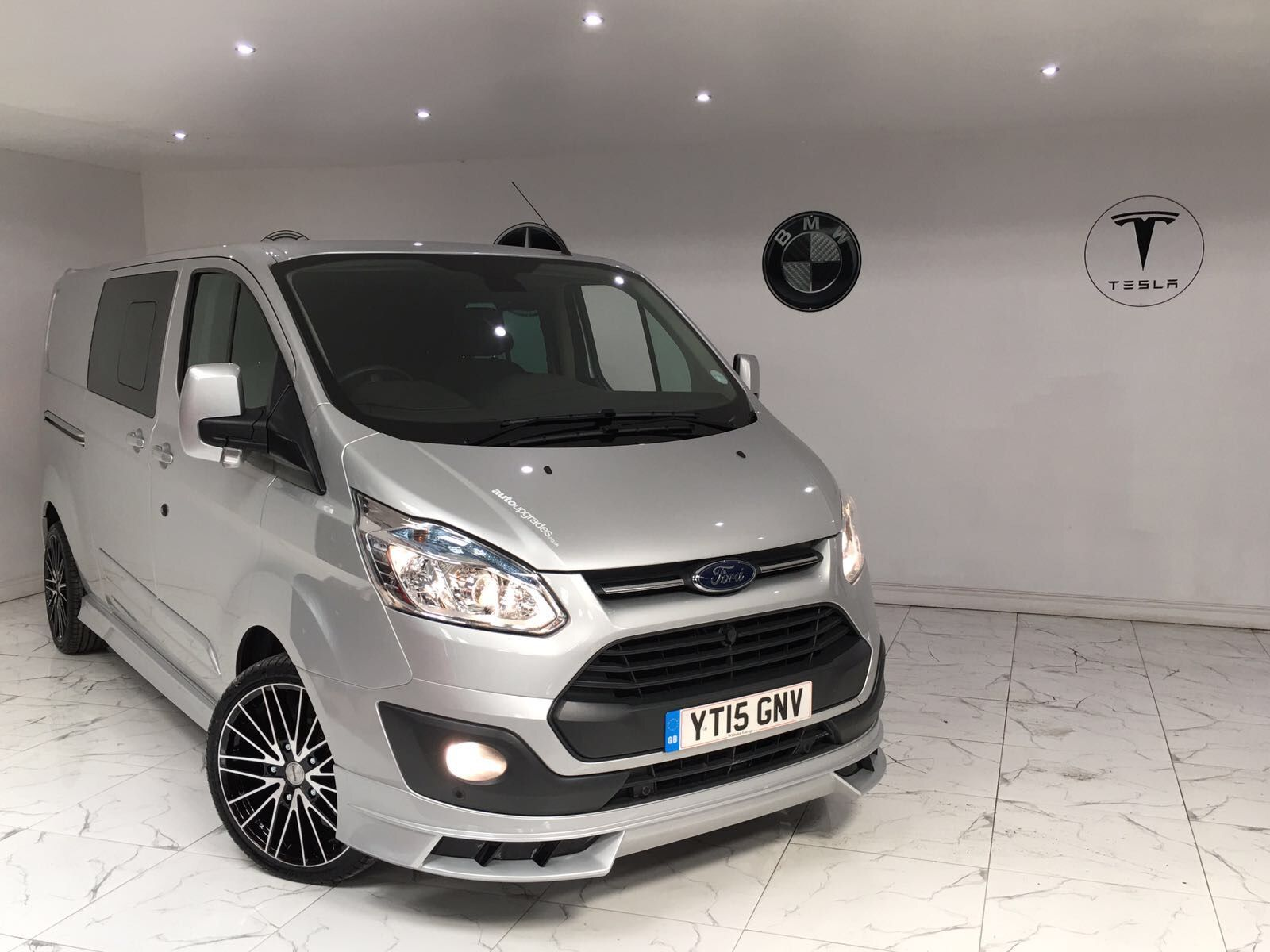 2019 Ford Transit Facelift Custom Specs And Price Ford Cars News