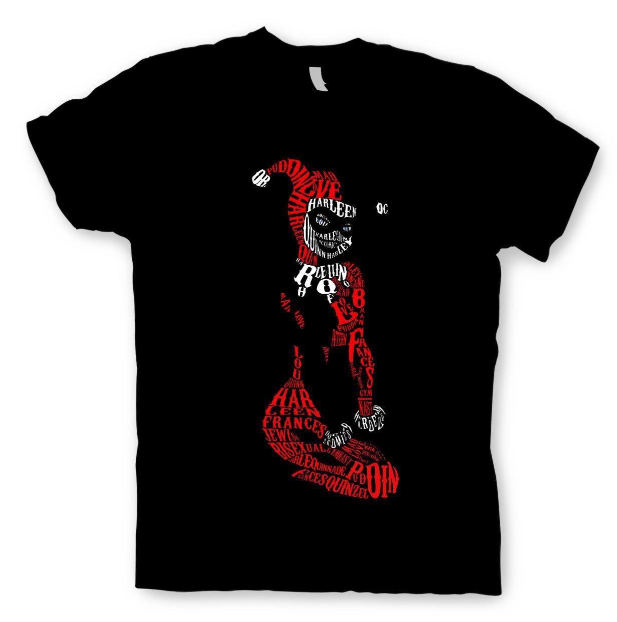 Camiseta Harley Quinn fa6ec43ec70