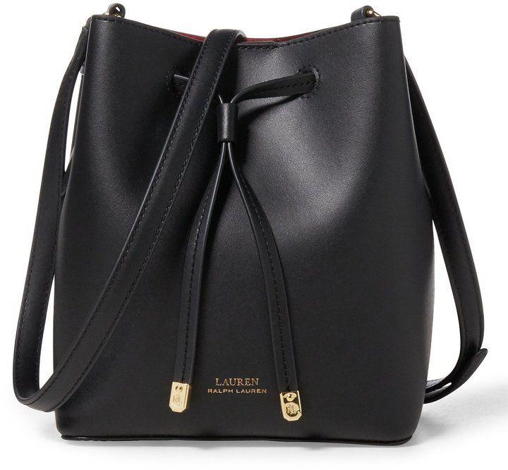 7f25ac01a3 Lauren Ralph Lauren Debby II Mini Drawstring Bag