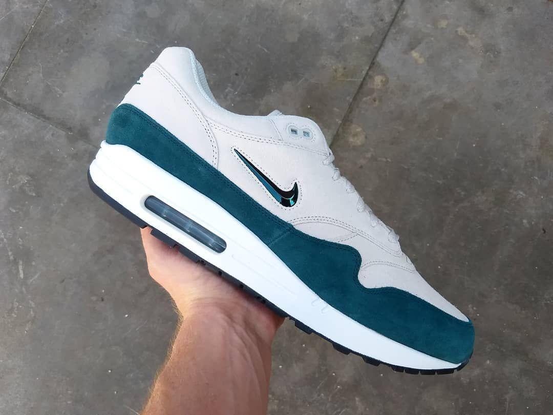 FOR SALE Nike air max 1 atomic teal jewel Us13 uk12 eu47.5