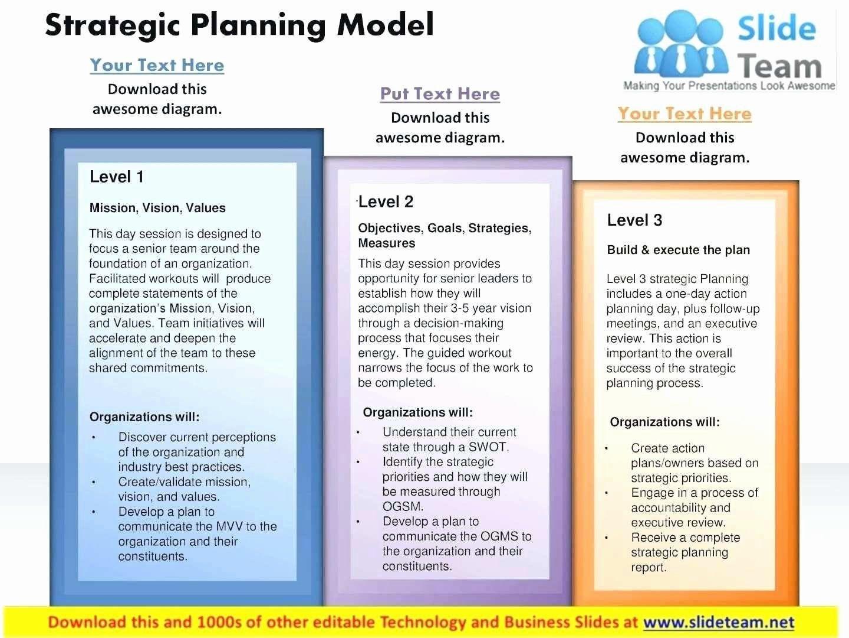 Strategic Plan Template For Nonprofits Elegant Beautiful Strategic Plan Template F Strategic Planning Business Plan Template Personal Development Plan Template