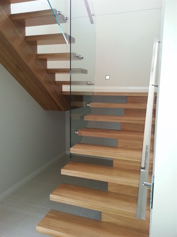 Best Balustrade Timber Staircase Timber Stair Glass Staircase 400 x 300