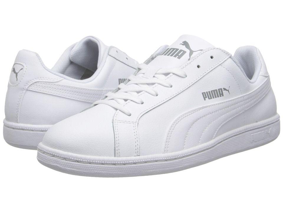 PUMA PUMA - SMASH L (WHITE) SHOES.  puma  shoes    927614a4a