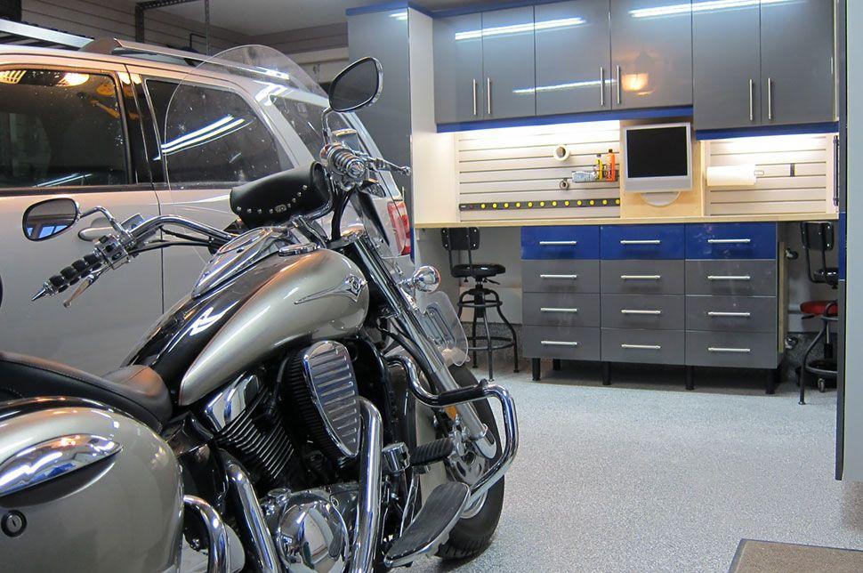 4 Highly Effective Motorcycle Garage Storage Solutions Your Cherished Bike Deserves Motorcycle Garage Door Opener Garage Storage Solutions Motorcycle Garage