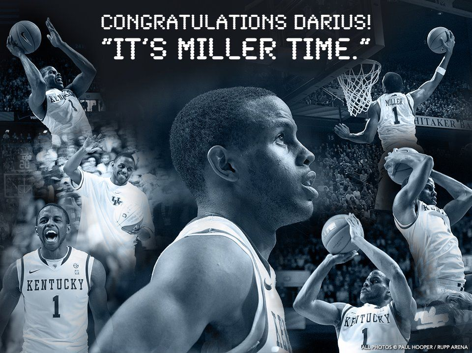 Good college career, Darius (With images) | Big blue ...