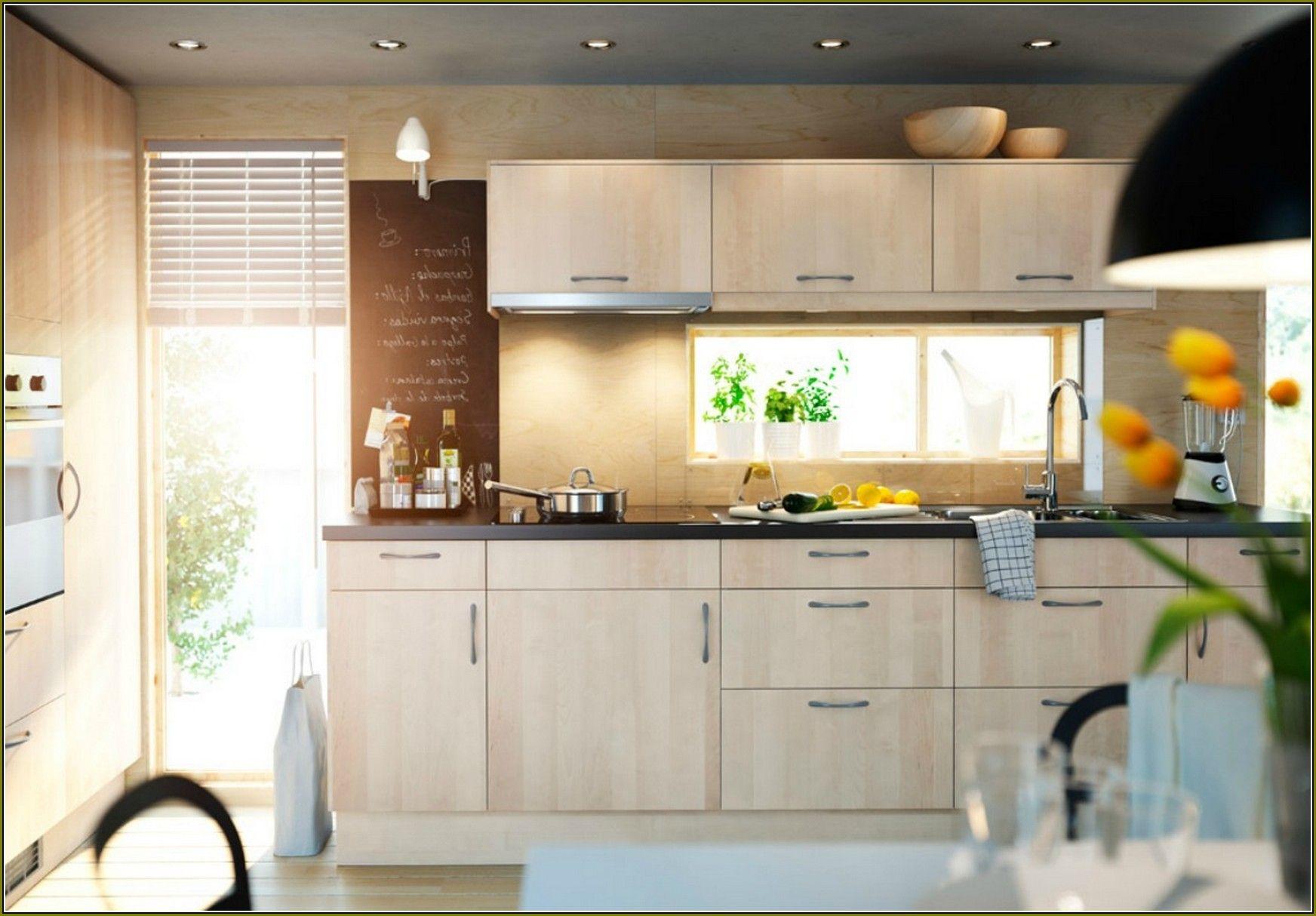 Ikea Birch Kitchen Cabinets Unfinished Kitchen Cabinets Birch