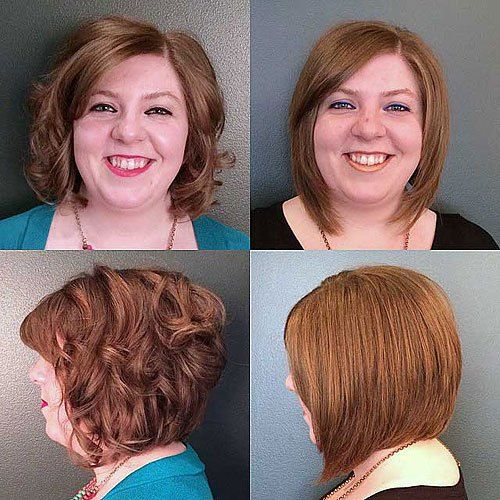 40 Stylish And Sassy Bobs For Round Faces Bobs For Round Faces
