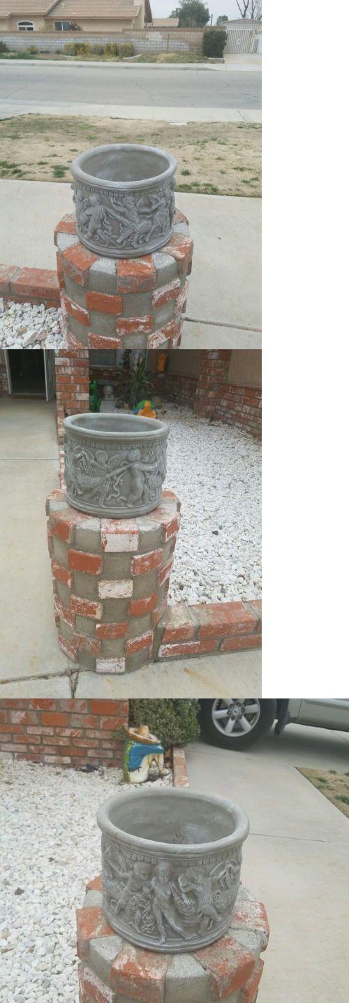 Slip Casting Molds and Kits Plaster Concrete Planter Mold