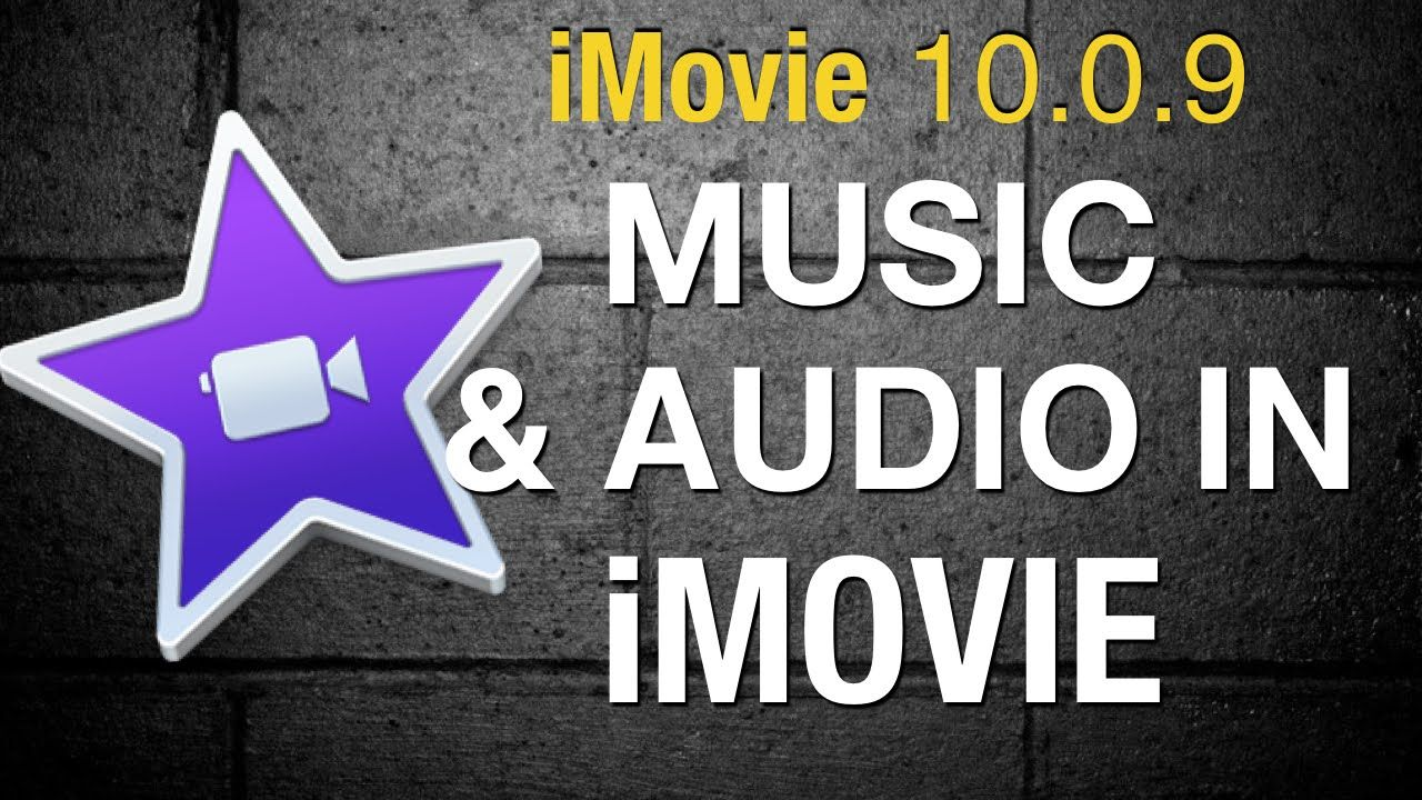 Audio and music in imovie 10 2015 10 things music