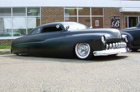 '51 Mercury