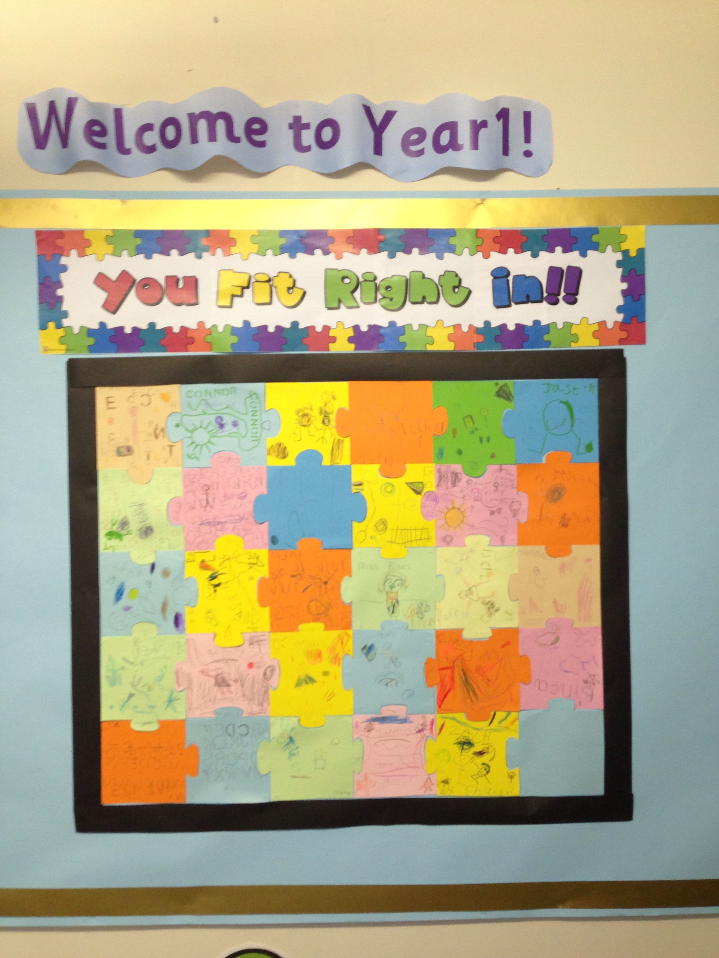 Transition Display Jigsaw Puzzle