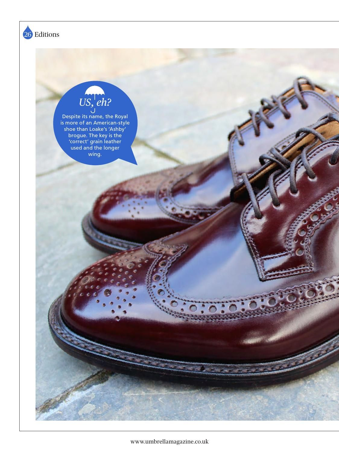 8e51394a Umbrella Issue Ten | Mens Footwear | Mod shoes, Mens clothing styles ...