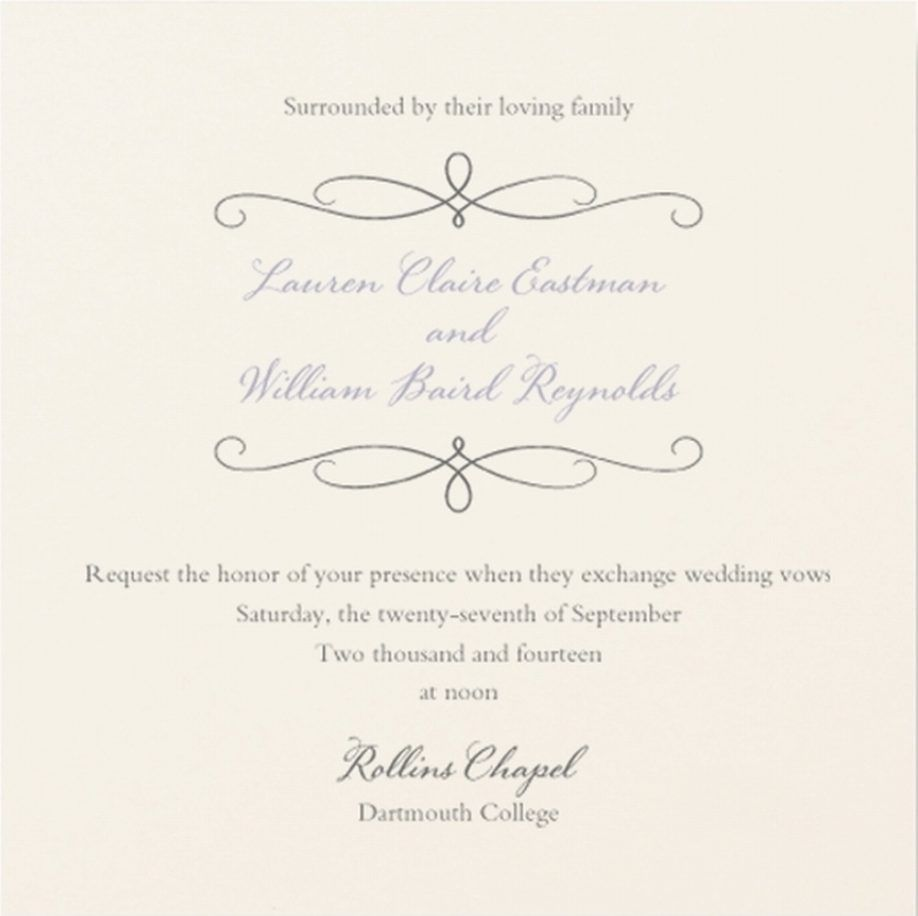 The Email Wedding Invitations Free With