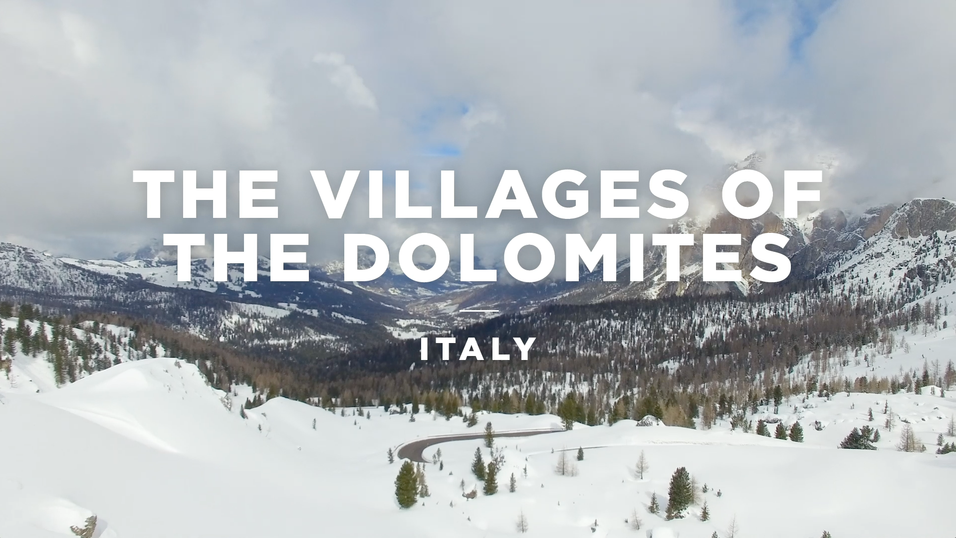 Village by Village in the Dolomites — Endless Vacation