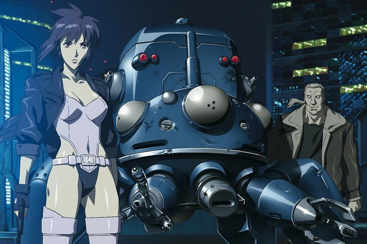 Best Anime Movies 20 Essentials You Must See Ghost In The Shell Anime Masamune Shirow