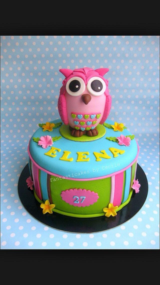 Pin by Angel Valencia on Girls cakes Pinterest Cake Birthday