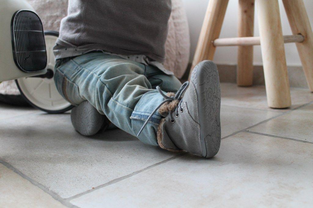 c68d085088518 La collection One by Babybotte protège bien l arrière du pied - modèle Zouk   apasdeloustic