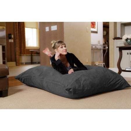 Superb Huge Bean Bag Pillow Products Bean Bag Lounger Huge Beatyapartments Chair Design Images Beatyapartmentscom