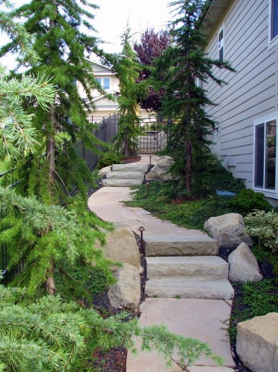 The main goals behind this extensive remodel was to enhance the overall esthetics, expand the outdoor entertain areas, add shade to the hot back yard and a safe stairway from the upper deck to the lower levels. The existing deck was redone in Trex while a new stair way with landing was designed and installed.