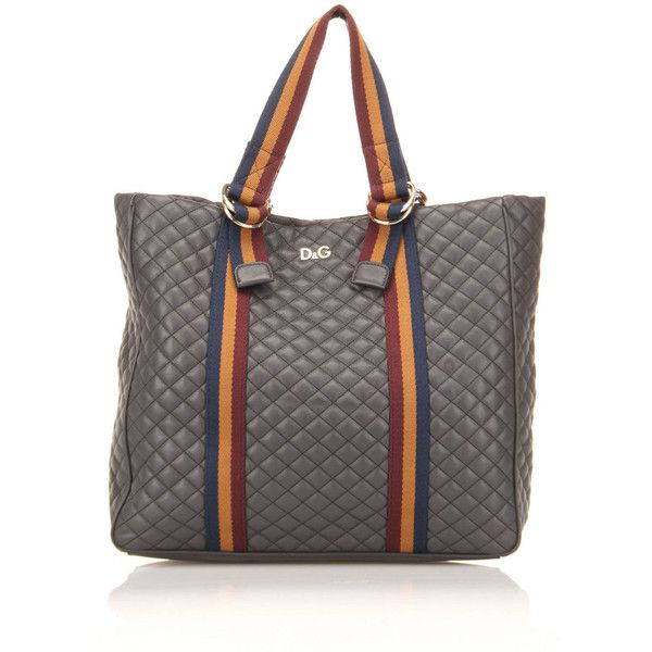 D Ladies' Lily Sport Tote In Gray found on Polyvore