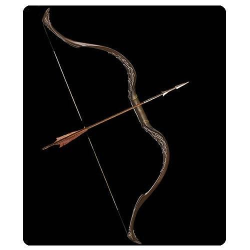 The Hobbit The Desolation Of Smaug Tauriel Bow And Arrow Prop Replica Weta Collectibles Limited Edition 1 000 Pieces From Menta Arco E Flecha Flecha Armas The stand arrow replica this is a 3d printed plastic arrow. pinterest