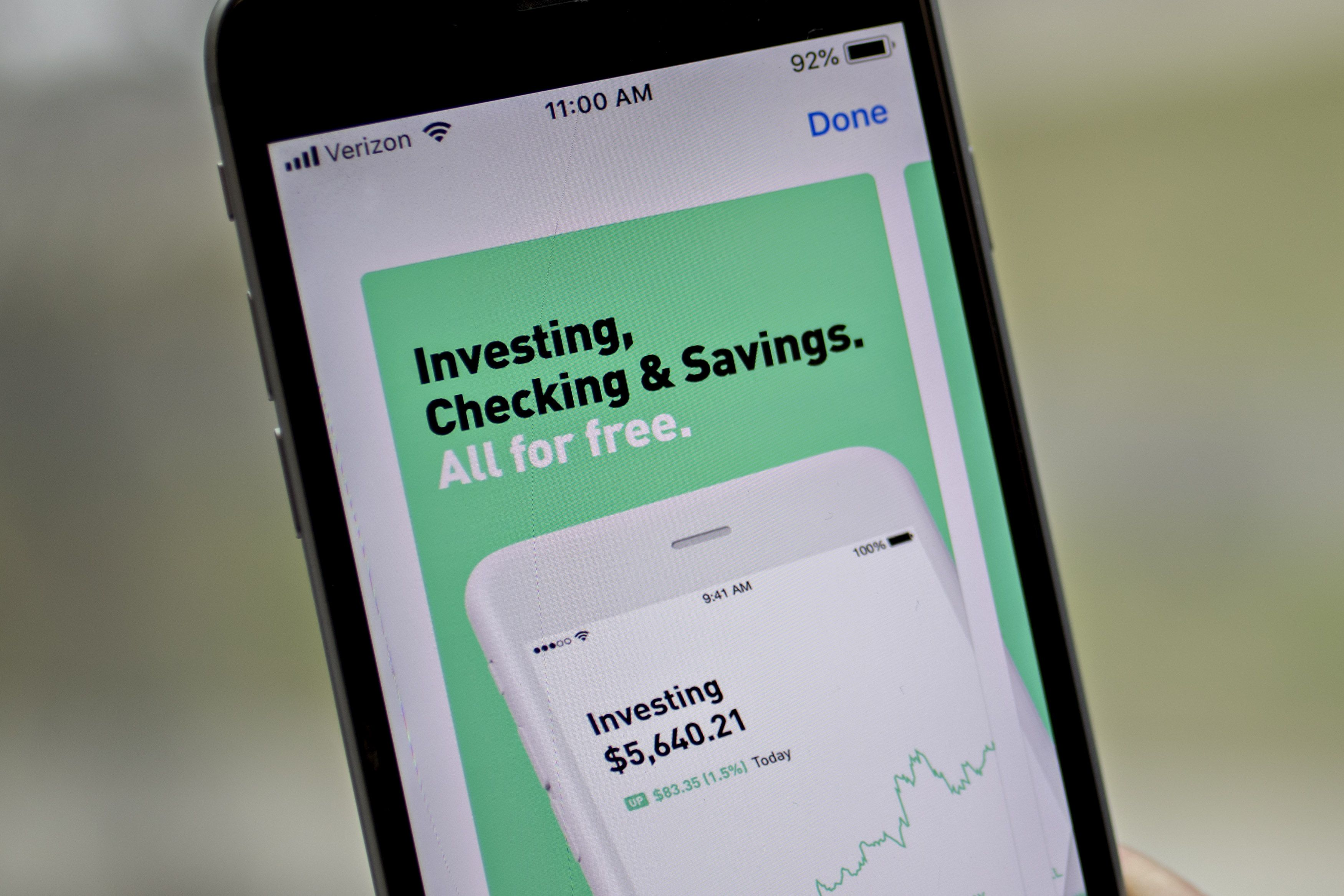 Sipc Says It Has Serious Concerns About Robinhood S New Product