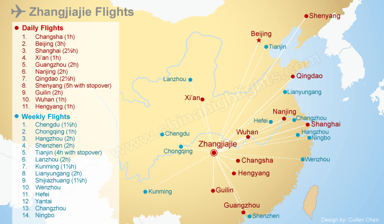 How to Get to and around Zhangjiajie | Zhangjiajie City ... Zhangjiajie China Map on